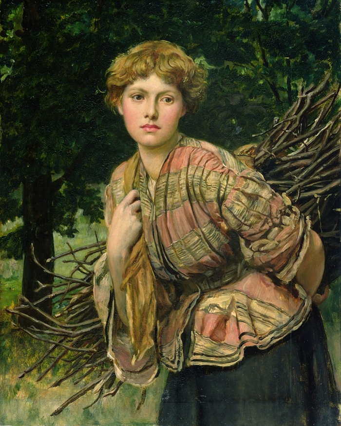 Valentine Cameron Prinsep 1838-1904 | Indian-born British Pre-Raphaelite painter