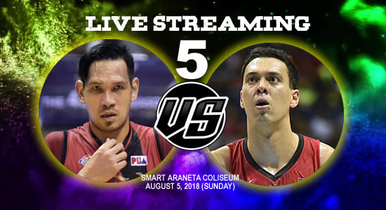 Live Streaming List: SMB vs Ginebra 2018 PBA Commissioner's Cup Game 5