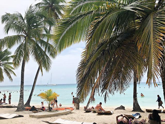 saona île touristique