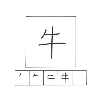 kanji sapi