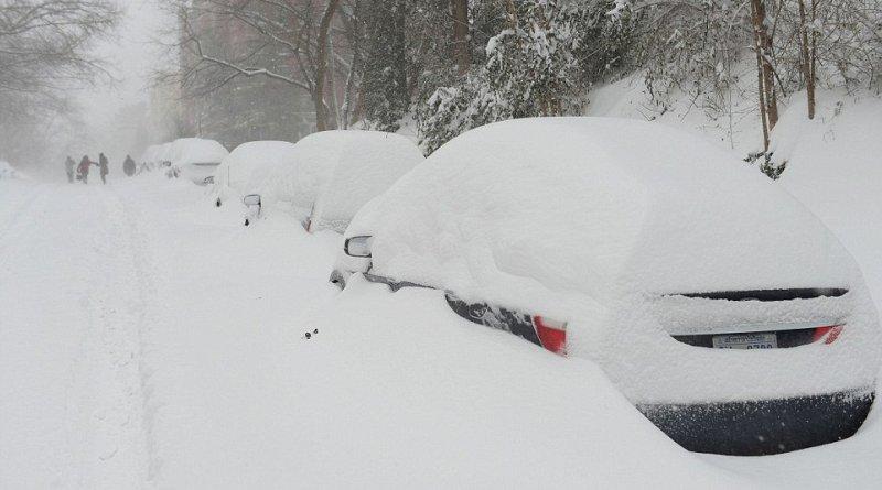 """Πρόβλεψη από την NASA για την Ελλάδα: ¨Η Ελλάδα θα αποκλειστεί απ' το χιόνι"""""""