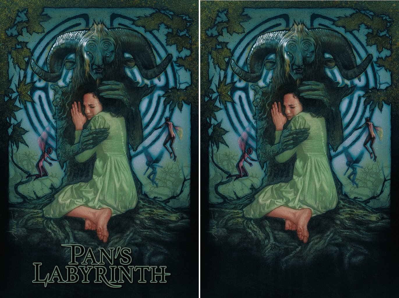 film review pans labyrinth english literature essay Pan's labyrinth is one of scout tafoya celebrates two underrated prince films in his latest video essay about three reviews from the cannes film.