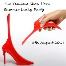 Tenuous Shoehorn Linky Party