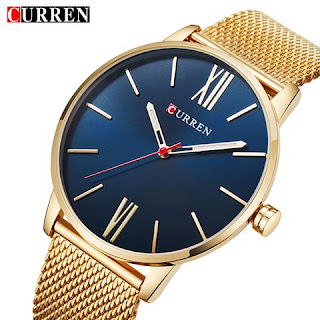 MENS WATCHES TOP BRAND LUXURY GOLD QUARTZ MEN WATCH FR74