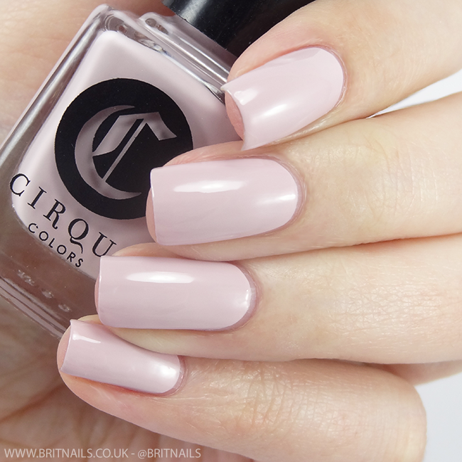 Cirque Colors Whitney