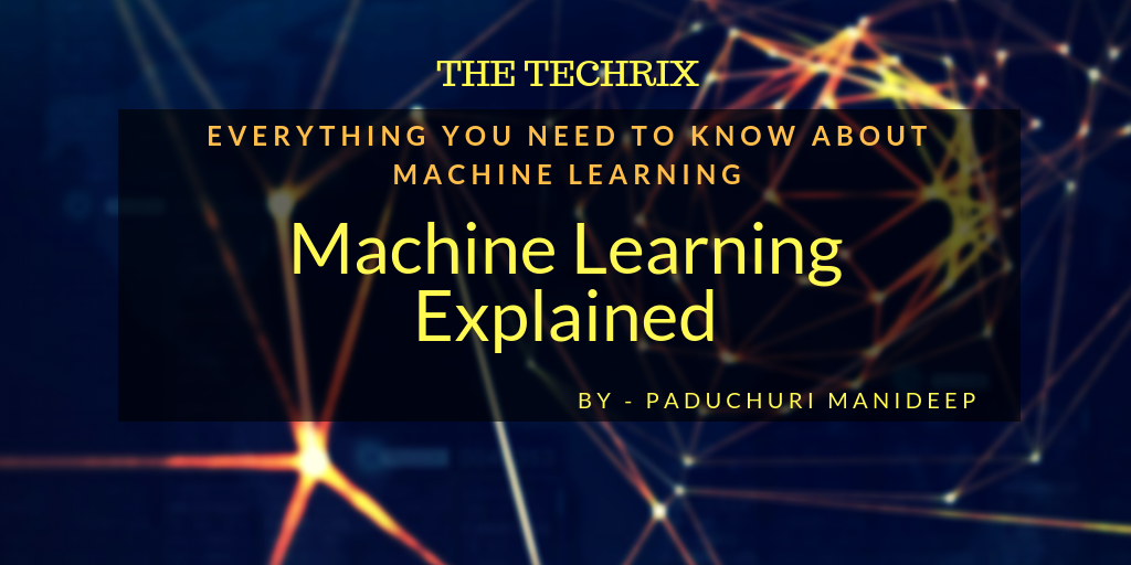 Machine Learning Explained - Also Get Free Course & Software Resources