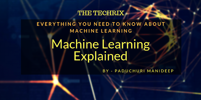 Machine Learning Explained - Also Get Free Courses & Software Resources