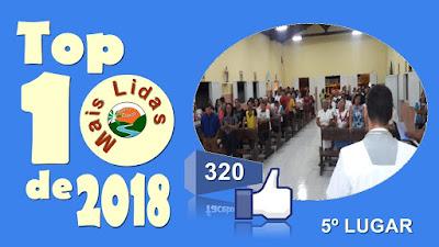 Top 10 de 2018 - 5º lugar
