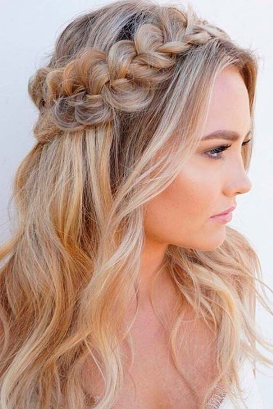 Updo Braid Hairstyle Ideas for Perfect Look
