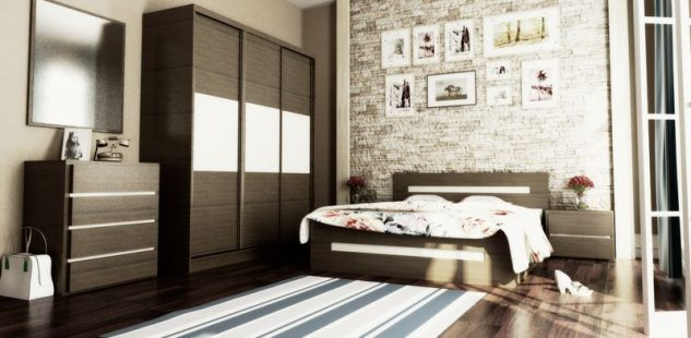 Modern Wardrobe Bedroom Designs