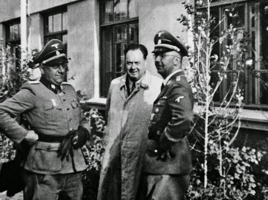 El masajista de Himmler