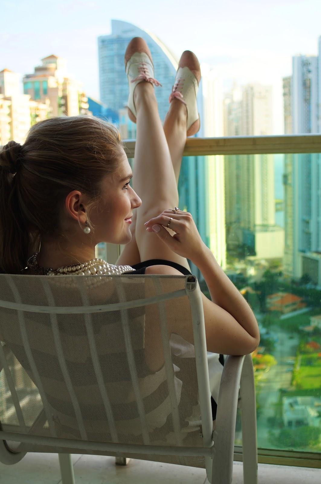 Panama Fashion Blogger