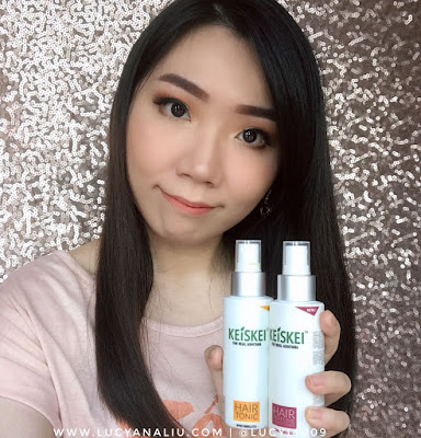 Keiskei Indonesia Hair Perfume & Hair Tonic