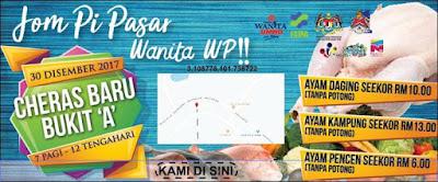 KENAPA KITA MESTI PERGI PASAR?, hebatkan negaraku, #hebatkannegaraku, jom pi pasar, program jom pi pasar, DBKL, Wilayah Persekutuan Kuala Lumpur, kupon rm20