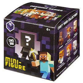 Minecraft Series 4 Mini Figures