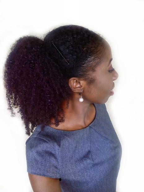 growing fine natural hair long