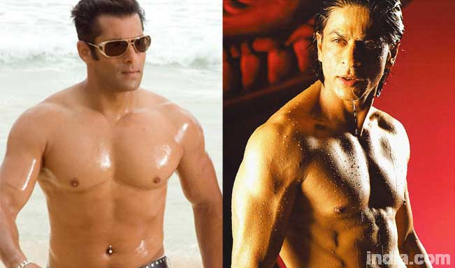 Salman Khan Becomes Only Bollywood Actor To Have Three: Tittle-Tattle: Salman Vs. Shahrukh