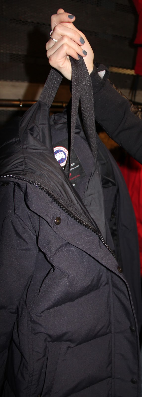 ef8fdc372 free shipping Canada Goose Youth Logan Parka - 3XL - Pacific Blue