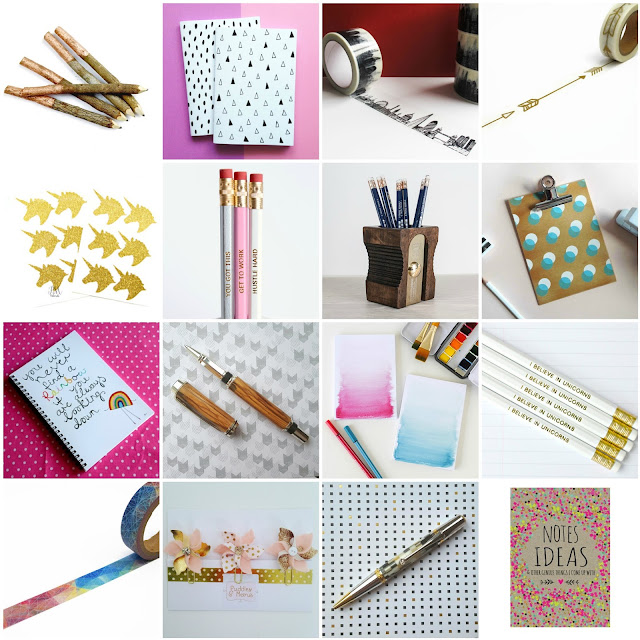 Fickle Me Blog Favourite Stationery