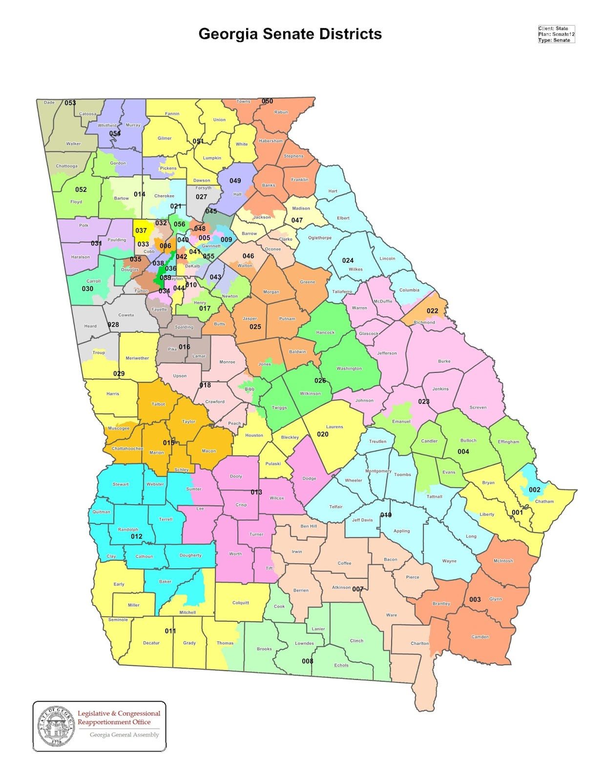 Map Of Georgia Congressional Districts 2014.Kentuckys Us Representative District Map Curbalert Info