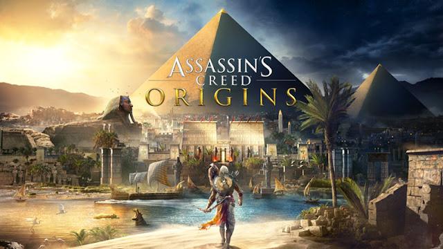 تحميل لعبة Assassin's Creed Origins كاملة