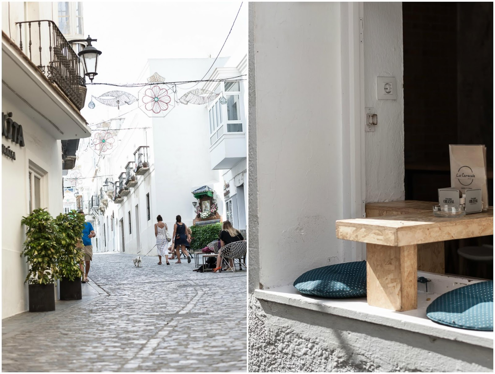 streets of Tarifa