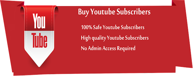 Buy YouTube Subscribers Fast Safe