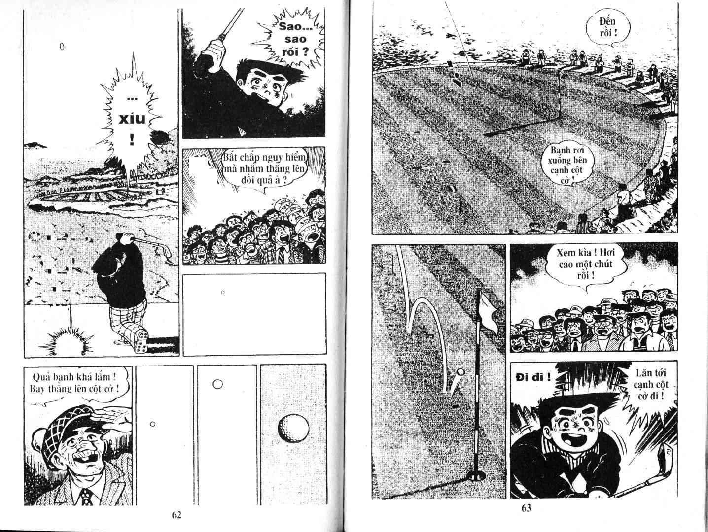 Ashita Tenki ni Naare chapter 51 trang 30