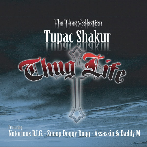 Tupac – Thug Life - The Thug Collection [iTunes Plus AAC M4A]