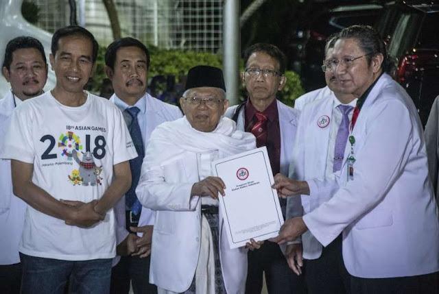 Warga Sumbar Terluka Soal Islam Nusantara, Jokowi - Maruf 'Tak Laku' Di Tanah Minang