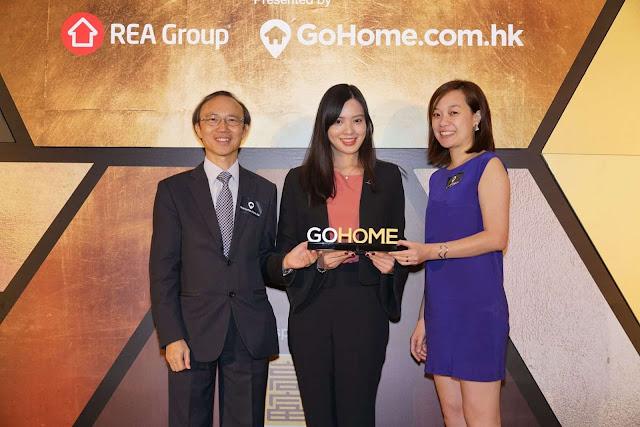 Capitaland Việt Nam nhận giải thưởng Gohome