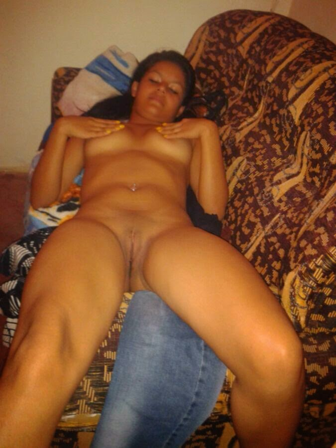 Brazilian Girl Dancing Naked