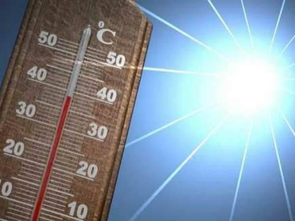 Αποτέλεσμα εικόνας για Μέγιστες θερμοκρασίες