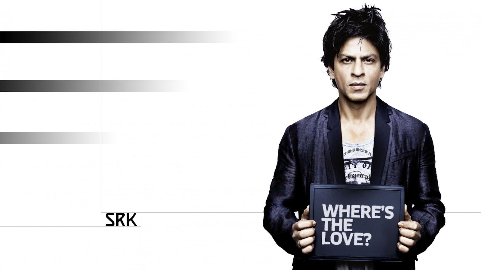 Shahrukh Khan Hd Wallpapers: Celebrity Model Wallpaper: Shahrukh Khan HD Wallpapers 1080p