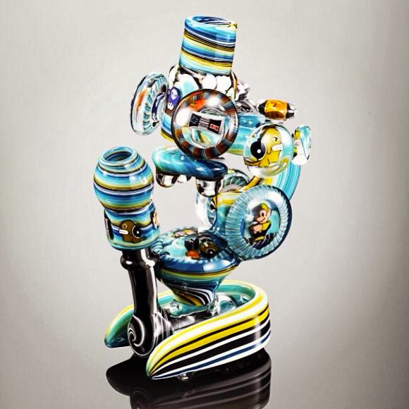 The gallery for --> Crazy Water Bongs