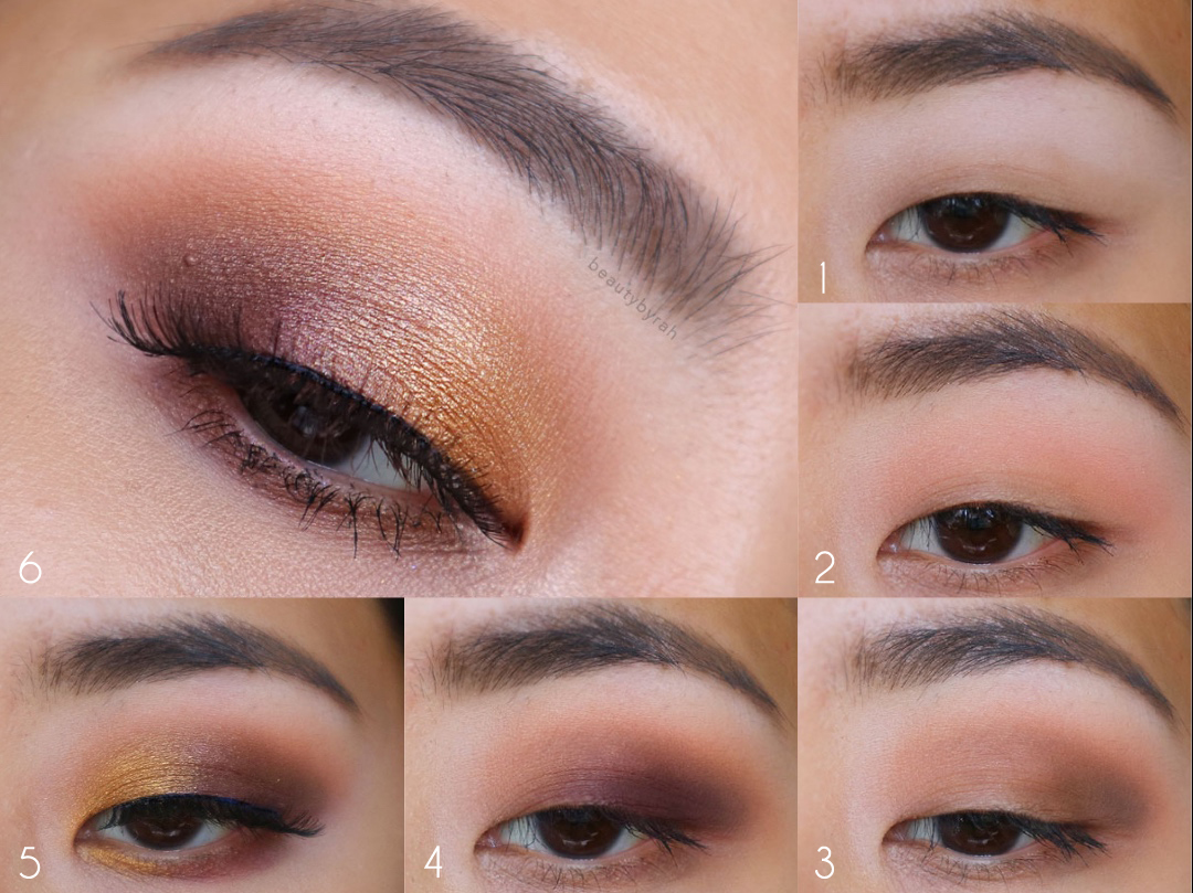 Kat Von D MetalMatte Palette Step by step Makeup Tutorial and Lavie Lash Amaryllis