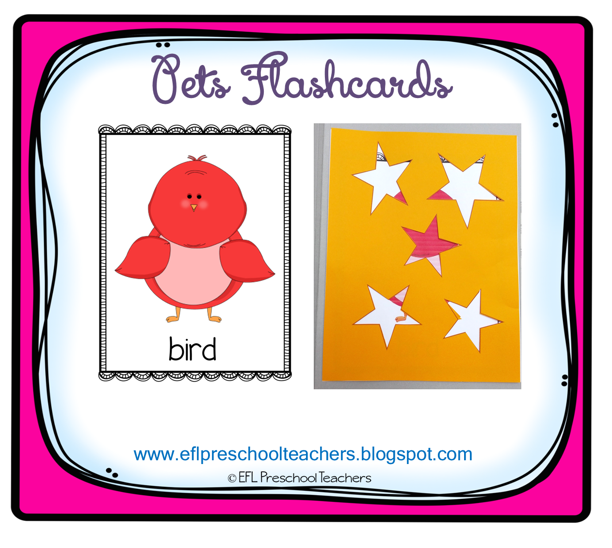 Esl Efl Preschool Teachers Pet Activities For Preschool Ell