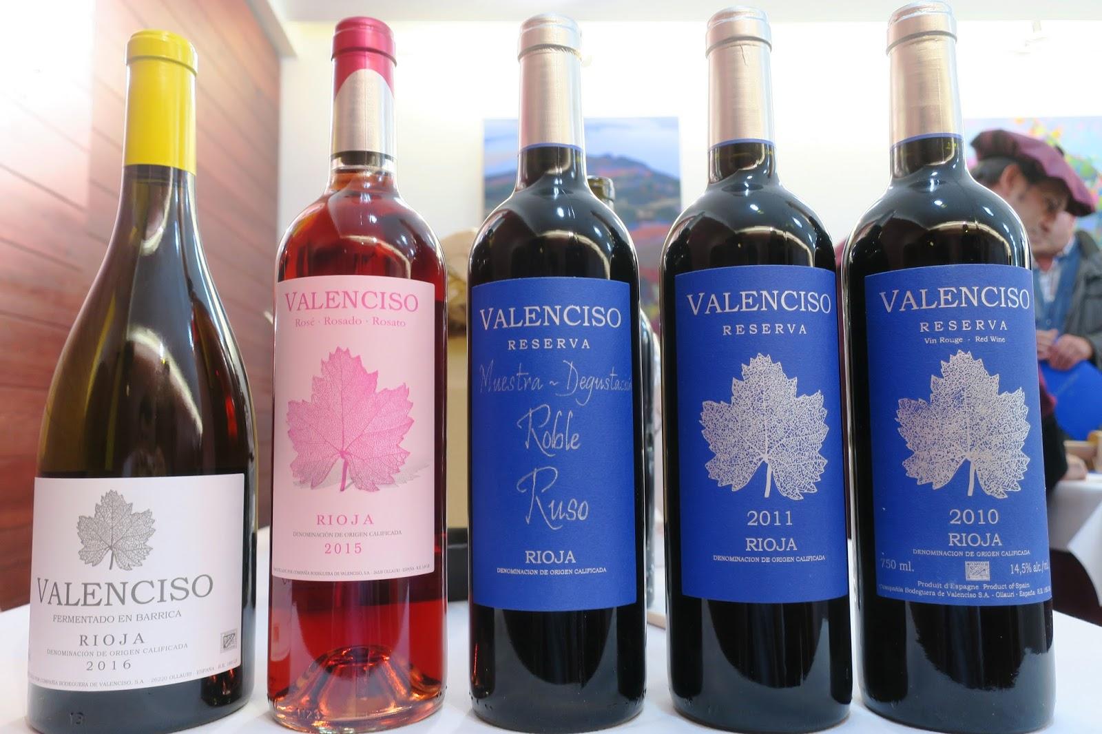 Urbina vinos blog cata de vinos bodegas valenciso la rioja - Bodegas de vino en valencia ...