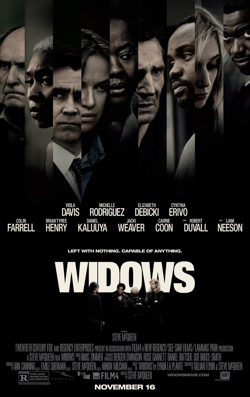 Khi Các Goá Phụ Hành Động - Widows (2018)