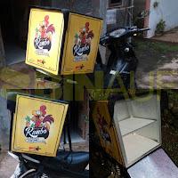 jual Tas delivery makanan Surabaya Ayam Rambo