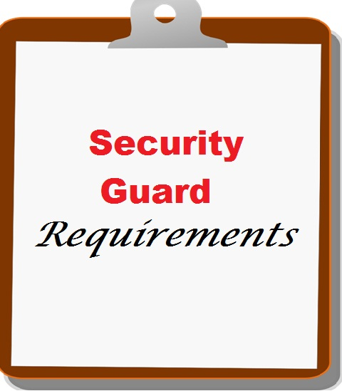 Security Guard Guidelines