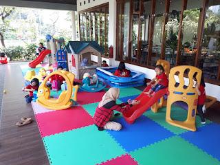Playground Rental Package Jakarta