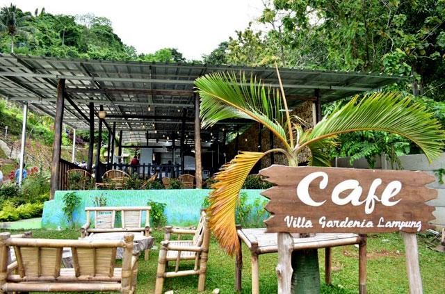 cafe di vila gardenia