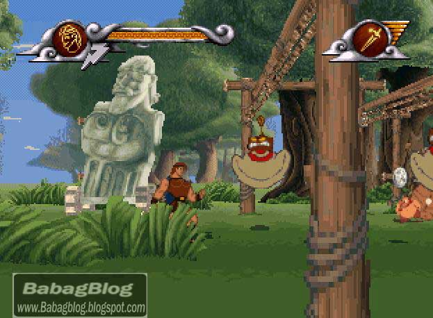 The path of hercules pc video.