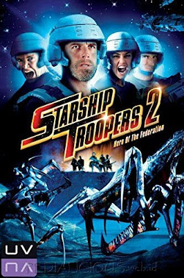 Sinopsis film Starship Troopers 2: Hero of the Federation (2004)