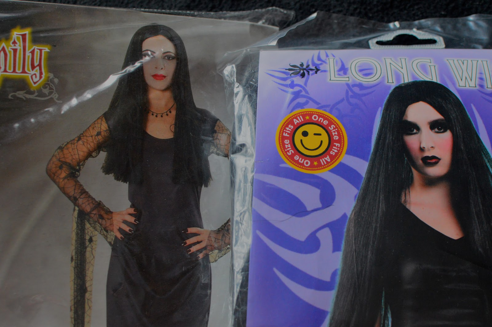 Fancy Dress, Costume, Fun Warehouse, Morticia Addams, The Addams Family
