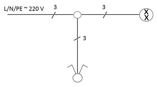 Lokasi jendela ilmu terdekat sistim pengaturan penerangan saklar seri gambar diagram pengawatan ccuart Choice Image