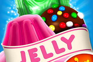 Candy Crush Jelly Saga apk 2.0.7 (Mod Unlimited Lives+Unlocked)