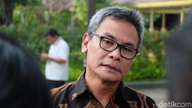 Ini Alasan Johan Budi Mundur dari Jubir Timses Jokowi-Ma'ruf