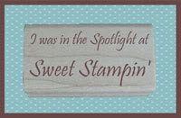 8/10/12 - Vintage Travel Mini Book in Spotlight at Sweet Stampin!